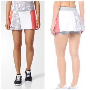 Adidas Stella Mccartney Barricade Mini Skirt Skort